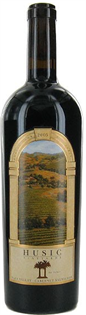 Husic Vineyards Cabernet Sauvignon 2009...